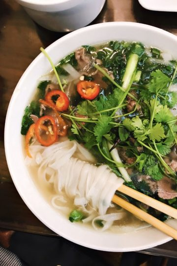 What to eat in Hanoi and where to eat it